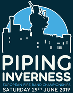 Piping Inverness - European Pipe Band Championships